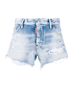 Dsquared2 Dzhinsovye Shorty S71MU0570S30309