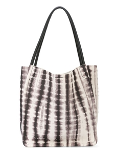 Tie Dye L Tote Proenza Schouler. Купить за 71660 руб. - Designed for a soft, unstructured silhouette, this tote features a gen...