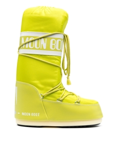 Moon Boot Dutye Sapogi S Logotipom 14004400