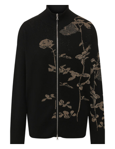 Dries Van Noten Sherstyanoy Kardigan 192-11215-8726