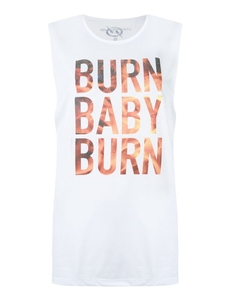 Blue Man Mayka 'burn Baby Burn' FT03004011461871
