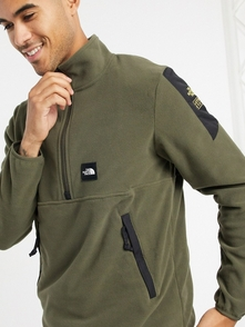 The North Face Zelenyy Flisovyy Top 29067466