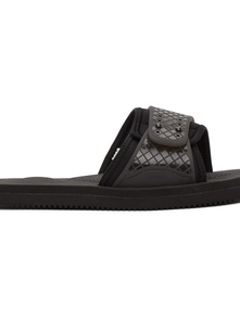 Suicoke Black Siv Sandals 29574118