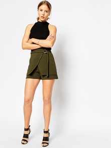 Asos Yubka-shorty - Zelenyy 6281212