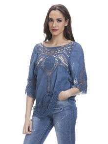Tantra Tuniki TOP3119/Blue