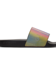 Givenchy Multicolor Logo Slides 28021081