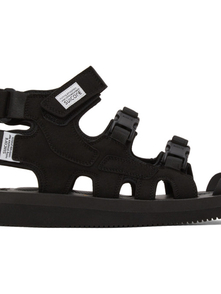 Suicoke Black Boak-v High Top Sandals 29561607