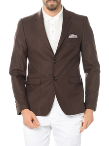 Dewberry Blazer 1015KESC7215_BROWN