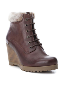 Carmela Ankle Boots 65866_BROWN