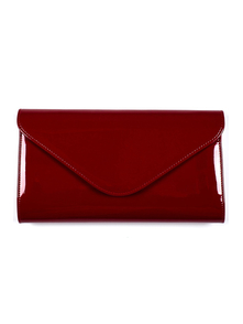 Felice Klatch FELICE_CLUTCH_BAG_F08_CHERRY RED