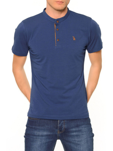 Dewberry T-shirt 2090001T8538_INDIGO